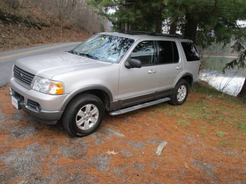 2002 Ford Explorer for sale at W.R. Barnhart Auto Sales in Altoona PA