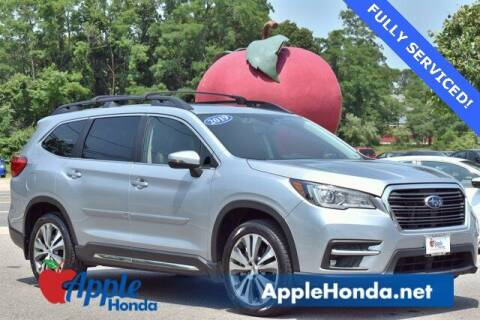 2019 Subaru Ascent for sale at APPLE HONDA in Riverhead NY