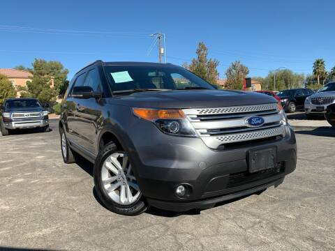 2014 Ford Explorer for sale at Boktor Motors in Las Vegas NV