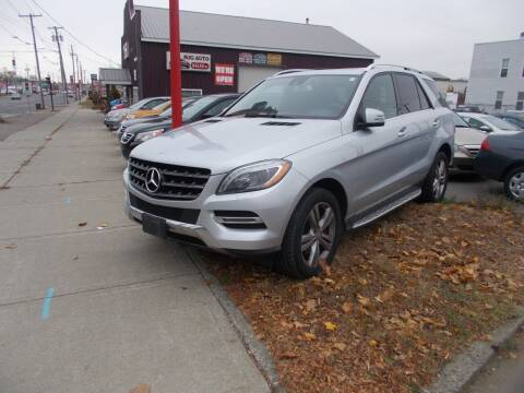 2013 Mercedes-Benz M-Class for sale at Mig Auto Sales Inc in Albany NY