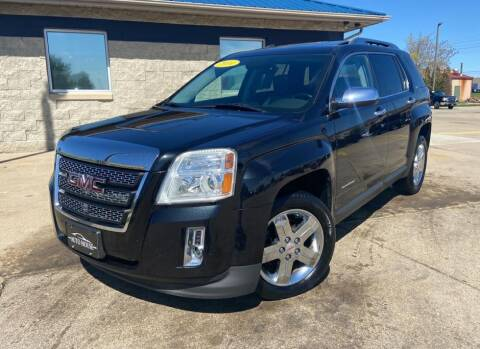 2012 GMC Terrain for sale at Auto House of Bloomington in Bloomington IL