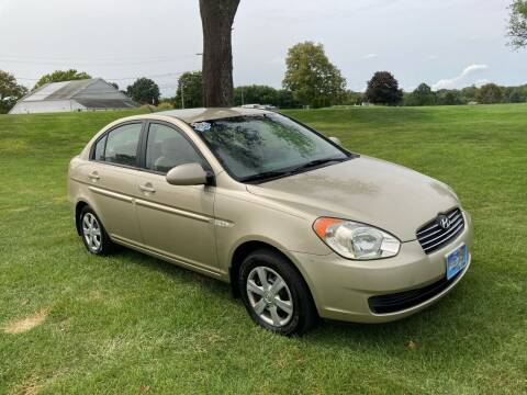 2007 Hyundai Accent for sale at Good Value Cars Inc in Norristown PA