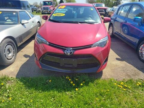 2018 Toyota Corolla for sale at Car Connection in Yorkville IL