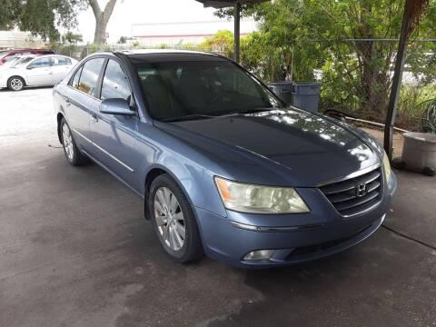 2009 Hyundai Sonata for sale at Easy Credit Auto Sales in Cocoa FL