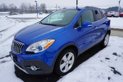 2015 Buick Encore for sale at MyEzAutoBroker.com in Mount Vernon OH