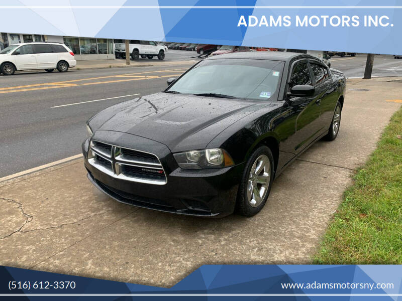 2012 Dodge Charger for sale at Adams Motors INC. in Inwood NY