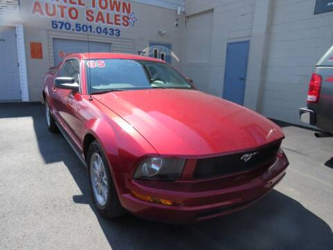 2005 Ford Mustang for sale at Small Town Auto Sales in Hazleton PA