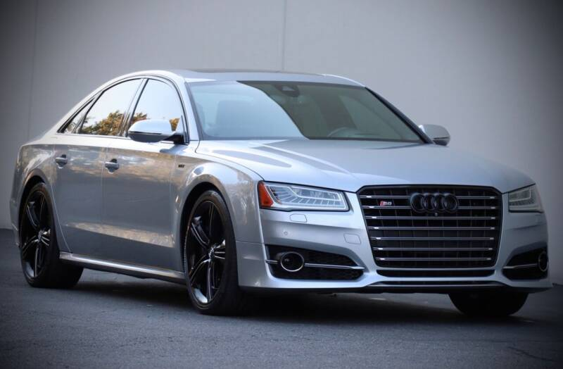 2015 Audi S8 for sale at MS Motors in Portland OR