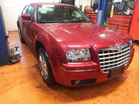 2007 Chrysler 300 for sale at John's Auto Sales & Service Inc in Waterloo NY