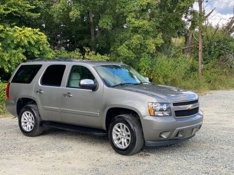 2008 Chevrolet Tahoe for sale at Charlie's Used Cars in Thomasville NC
