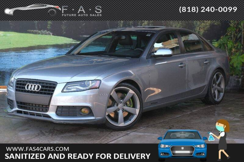 2011 Audi A4 for sale at Best Car Buy in Glendale CA