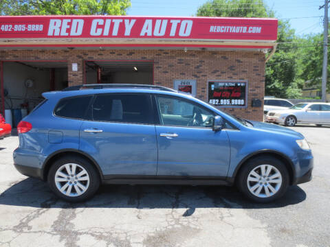 2008 Subaru Tribeca for sale at Red City  Auto in Omaha NE