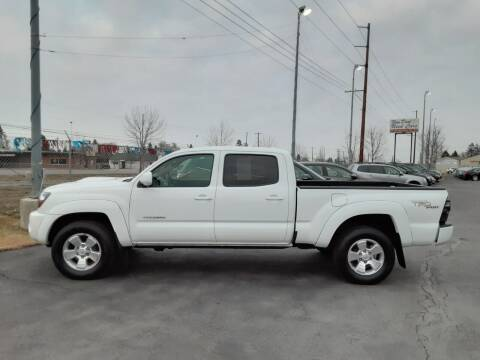 2009 Toyota Tacoma for sale at New Deal Used Cars in Spokane Valley WA
