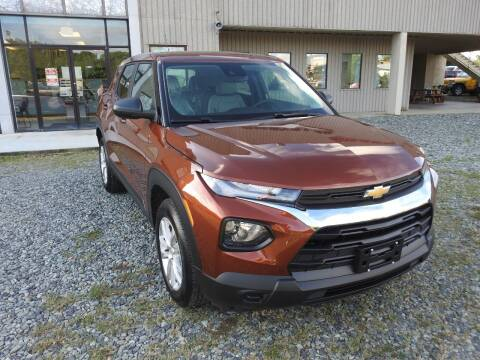 2021 Chevrolet TrailBlazer for sale at Caribbean Auto Mart in St Thomas VI