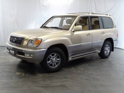 2001 Lexus LX 470 for sale at United Auto Exchange in Addison IL