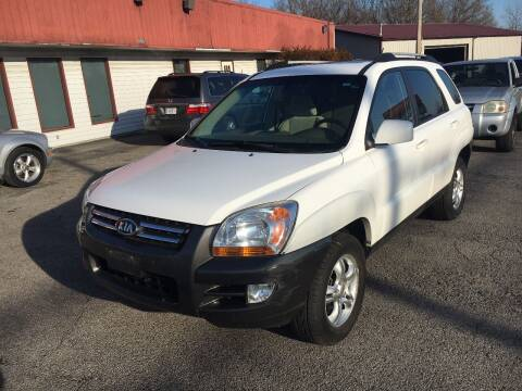 2007 Kia Sportage for sale at Best Buy Auto Sales in Murphysboro IL