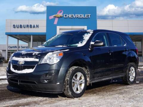 2013 Chevrolet Equinox for sale at Suburban Chevrolet of Ann Arbor in Ann Arbor MI