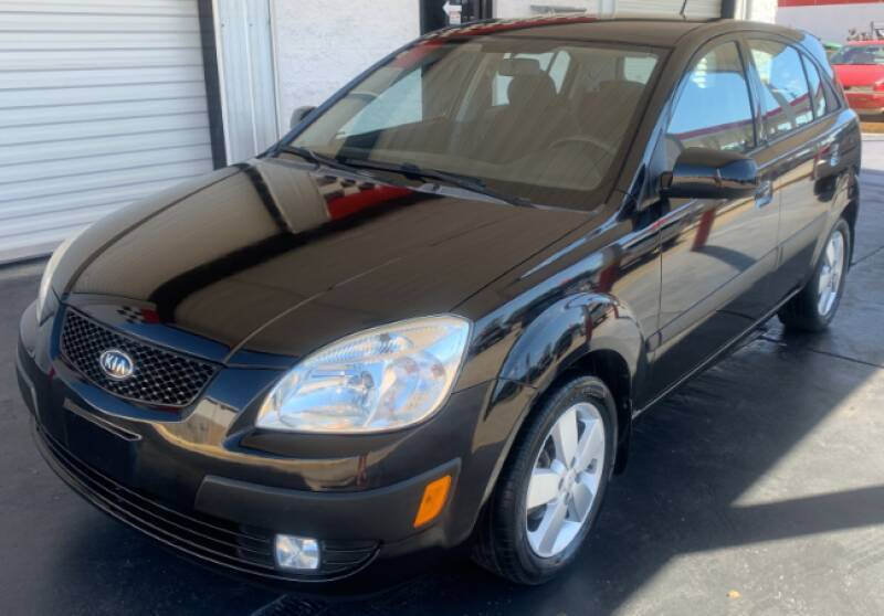 2009 Kia Rio5 for sale at Tiny Mite Auto Sales in Ocean Springs MS