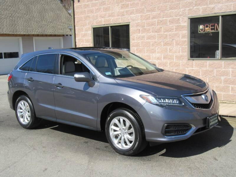 2018 Acura RDX for sale at Advantage Automobile Investments, Inc in Littleton MA