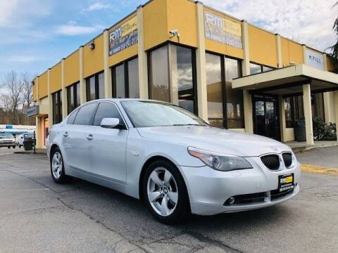 2004 BMW 5 Series for sale at Royal Motors Inc in Kent WA