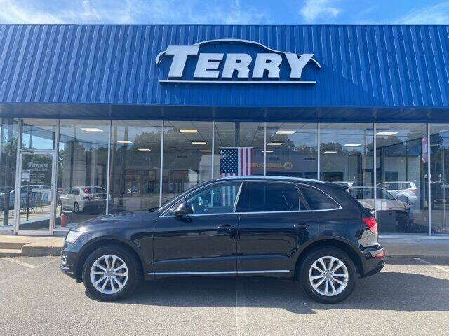 2013 Audi Q5 for sale at Terry of South Boston in South Boston VA