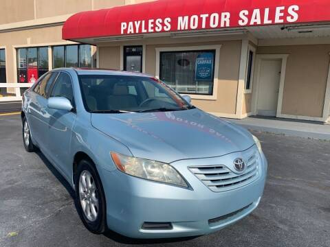 2009 Toyota Camry for sale at Payless Motor Sales LLC in Burlington NC
