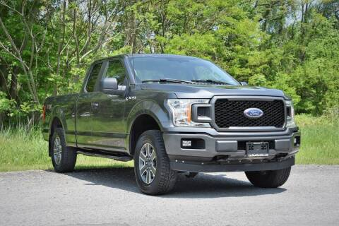 2018 Ford F-150 for sale at Car Wash Cars Inc in Glenmont NY