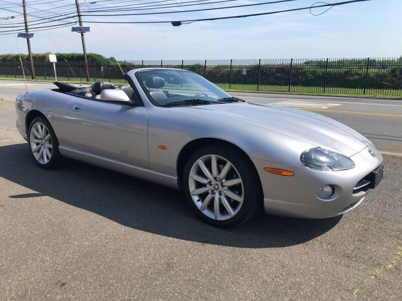 2006 Jaguar XK-Series for sale at Vantage Auto Wholesale in Moonachie NJ