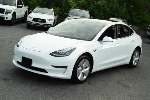 2018 Tesla Model 3 for sale at Automall Collection in Peabody MA