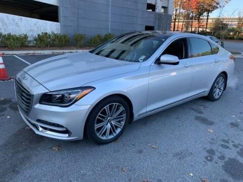 2018 Genesis G80 for sale at Southern Auto Solutions - Georgia Car Finder - Southern Auto Solutions-Jim Ellis Hyundai in Marietta GA