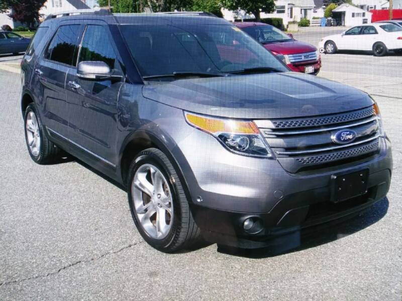 2013 Ford Explorer for sale at LaBate Auto Sales Inc in Philadelphia PA