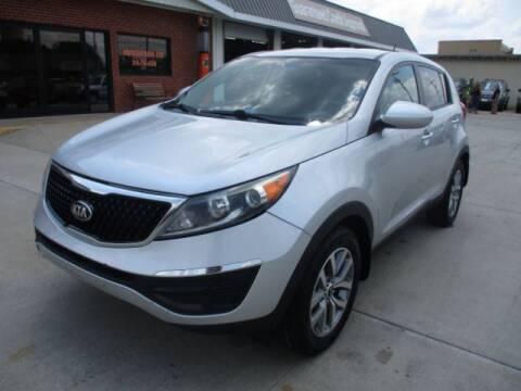 2014 Kia Sportage for sale at Eden's Auto Sales in Valley Center KS