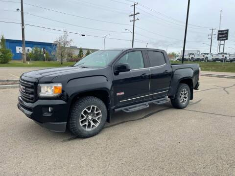 2019 GMC Canyon for sale at Truck Buyers in Magrath AB