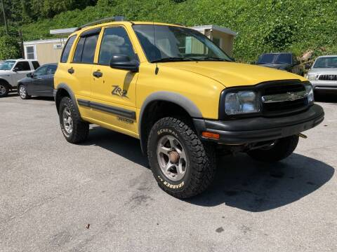2003 Chevrolet Tracker for sale at North Knox Auto LLC in Knoxville TN