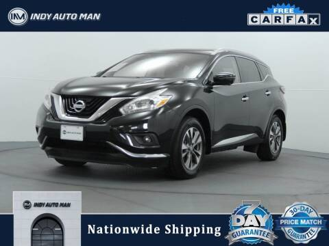 2017 Nissan Murano for sale at INDY AUTO MAN in Indianapolis IN