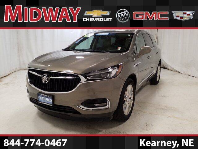 2019 Buick Enclave for sale at Midway Auto Outlet in Kearney NE