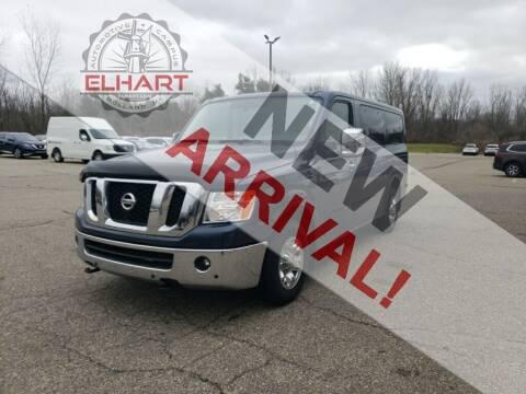 2018 Nissan NV Passenger for sale at Elhart Automotive Campus in Holland MI