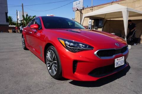 2019 Kia Stinger for sale at Win Motors Inc. in Los Angeles CA