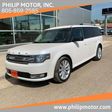2014 Ford Flex for sale at Philip Motor Inc in Philip SD
