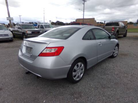 2010 Honda Civic for sale at English Autos in Grove City PA