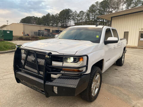 2018 Chevrolet Silverado 1500 for sale at Elite Motor Brokers in Austell GA