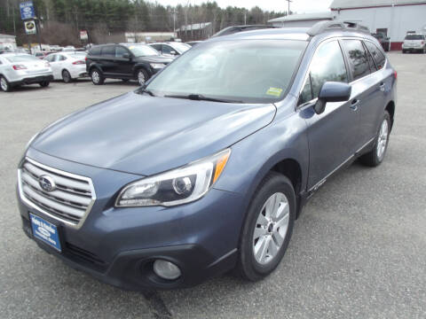 2016 Subaru Outback for sale at Ripley & Fletcher Pre-Owned Sales & Service in Farmington ME