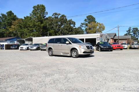 2012 Dodge Grand Caravan for sale at Barrett Auto Sales in North Augusta SC