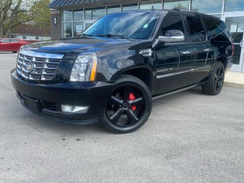 2010 Cadillac Escalade ESV for sale at Samuel's Auto Sales in Indianapolis IN