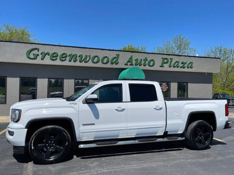 2017 GMC Sierra 1500 for sale at Greenwood Auto Plaza in Greenwood MO