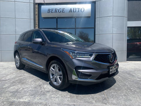 2019 Acura RDX for sale at Berge Auto in Orem UT