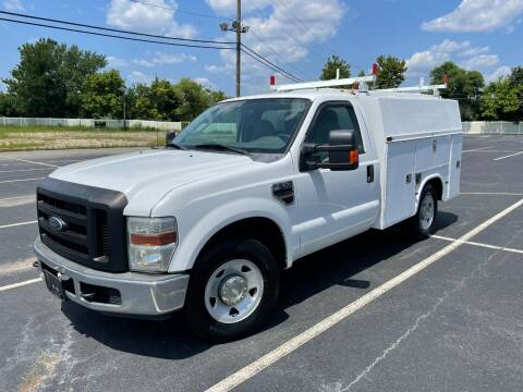 2008 Ford F-250 Super Duty for sale at Rt. 73 AutoMall in Palmyra NJ