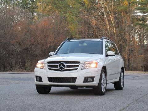 2011 Mercedes-Benz GLK for sale at Best Import Auto Sales Inc. in Raleigh NC