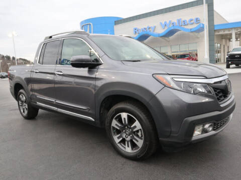 2018 Honda Ridgeline for sale at RUSTY WALLACE HONDA in Knoxville TN