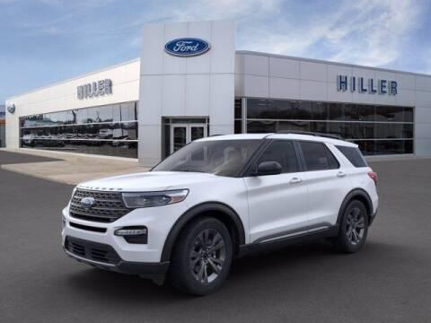 2021 Ford Explorer for sale at HILLER FORD INC in Franklin WI